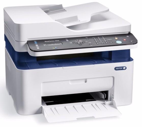 Xerox Workcentre 3025 Fotocopiadora Laser Monocromatica